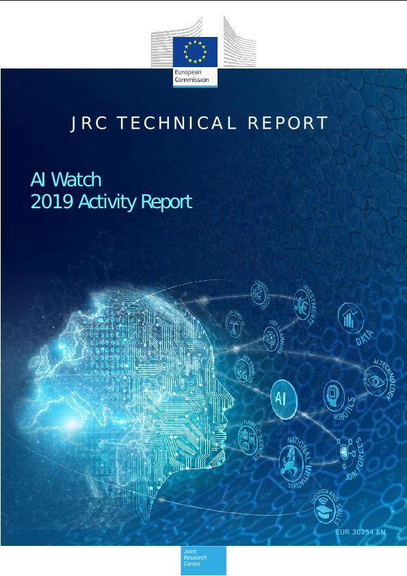 AI Activity report cover